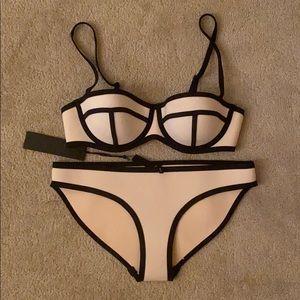 Triangle brand new bikini